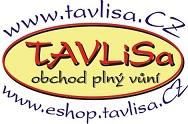 Hlavní stránky eshopu TAVLiSa